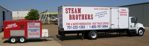 Disaster Response Team from Steam Brothers