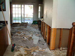 Water, Smoke, Fire, and Vandalism Damage Resoration