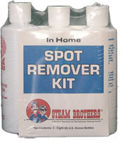 Steam Brothers Spot Removal Kit